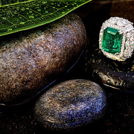 Rock and stone by Rana Samaddar - Artistic Objects Jewelry