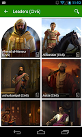Screenshot of Wikia: Civilization
