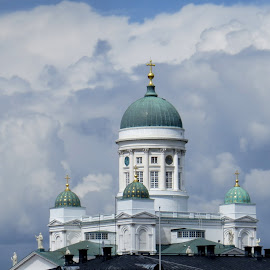 by Steve Tharp - Buildings & Architecture Places of Worship