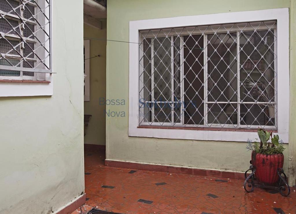 Casa térrea Jardim Paulistano