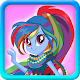 Dress Up Rainbow Dash 2