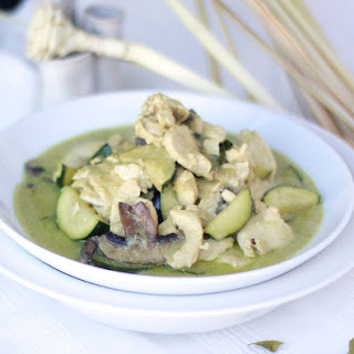 Creamy Thai Green Curry Chicken Recipes