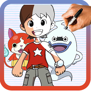 How to draw Yo-kai Watch