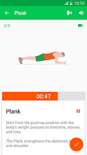 App 30 Day Fit Challenge Workout version 2015 APK