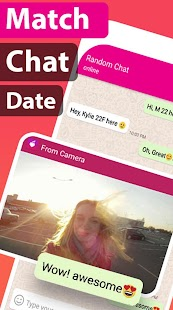 Kwee - Random Chat & Date, Meet Friends for pc