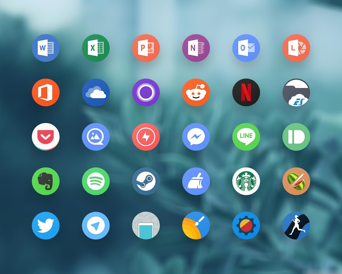 Grace UX Pixel - Icon Pack Screenshot 3