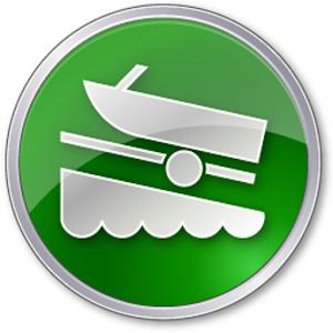 Boat ramp locator
