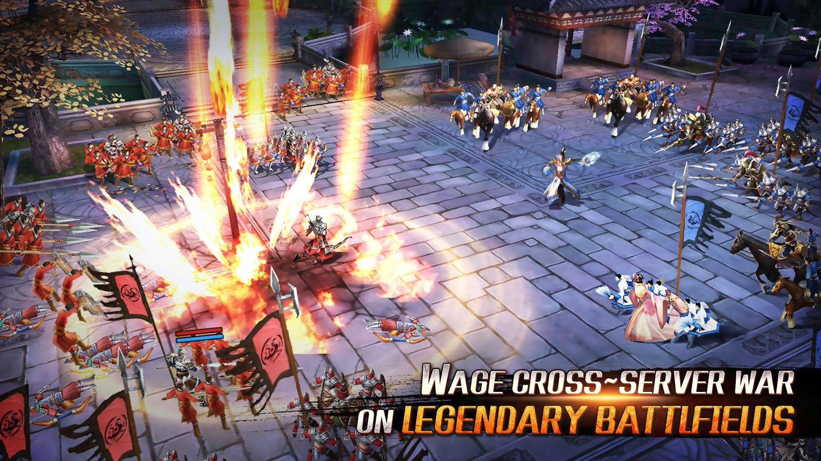 Kingdom Warriors Screenshot 3