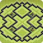 Maps of Clash of Clans 2017 For PC / Windows / MAC