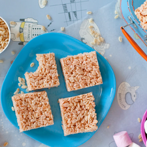 10 Best Low Fat Rice Krispie Treats Recipes | Yummly