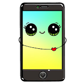 kawaii Wallpapers ❤ Cute backgrounds icon