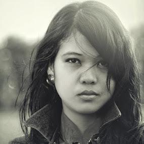 FUZI by Ricky Amsal - People Portraits of Women