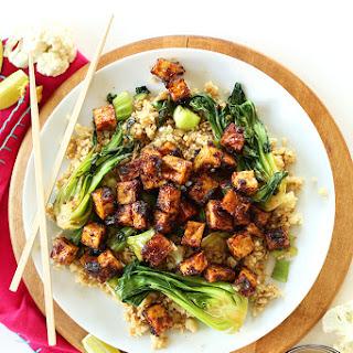 Tofu Cauliflower Stir Fry Recipes