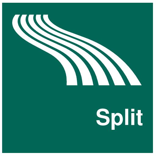Android aplikacija Split Map offline na Android Srbija