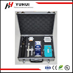 Optical Fiber Tool Kit for Fiber Connector Cleaning