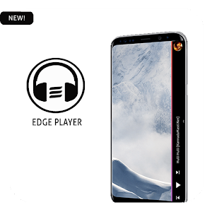 S8 Edge Music Player Icon