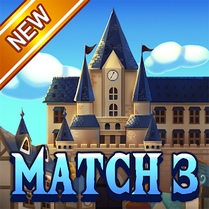 Jewel Royal Castle: Match3 puzzle For PC (Windows & MAC)