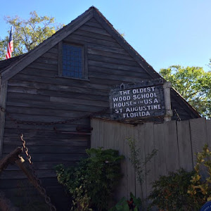 The Oldest Wood School in the USA