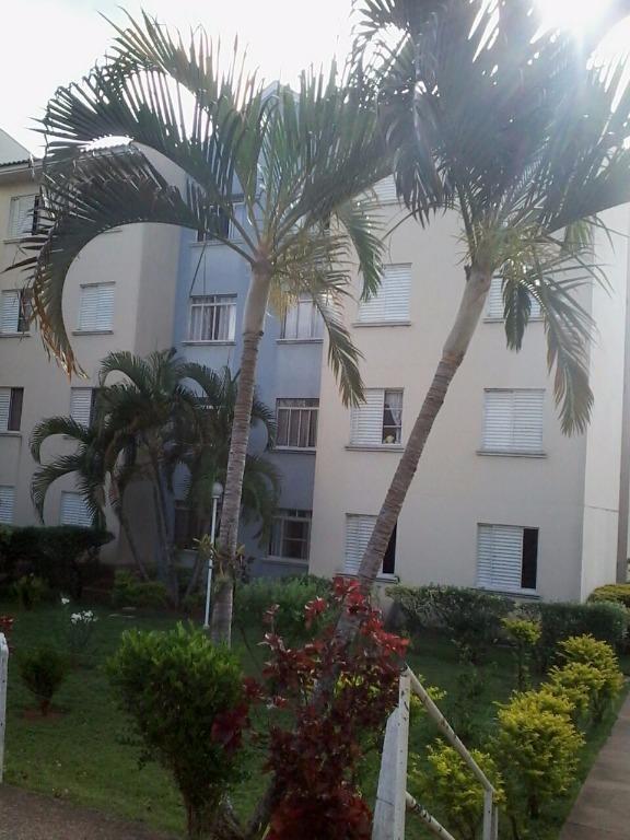 Apartamento residencial à venda, Jardim das Bandeiras, Campi...