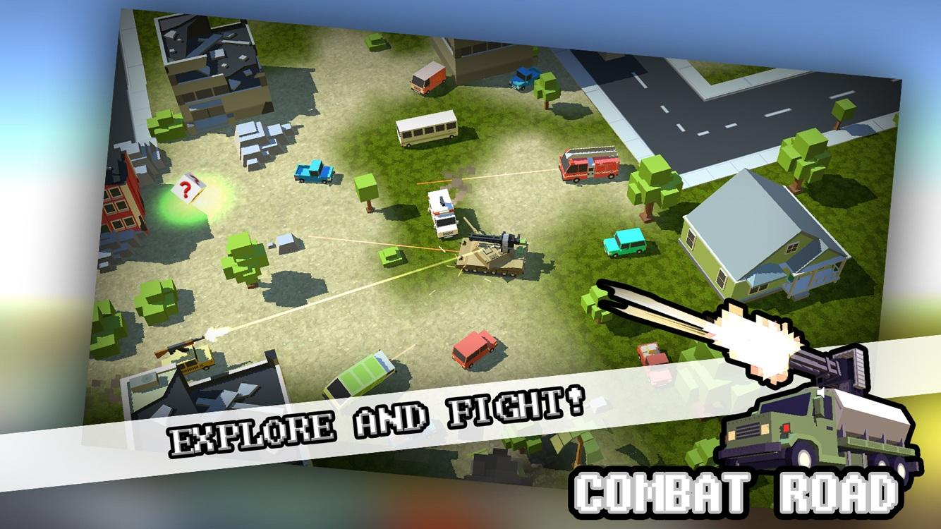 Combat Road Screenshot 5