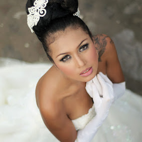my desire by Mahdy Muchammad - Wedding Bride