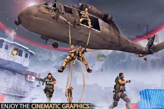 Cover Shoot: Elite Sniper Strike APK screenshot thumbnail 9