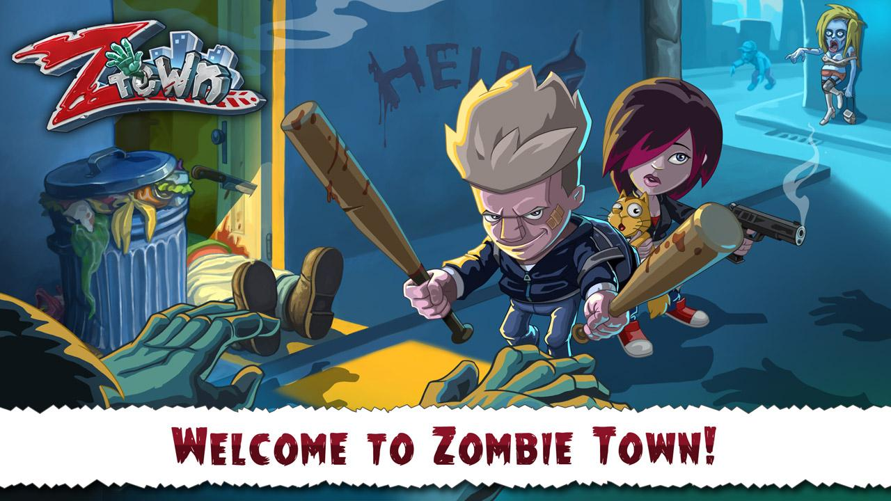 Zombie Town Story Screenshot 0