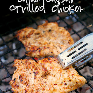 Grilled Cajun Chicken Recipes