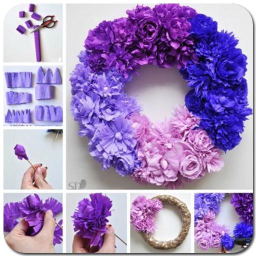 Origami Flower Bouquet (app)