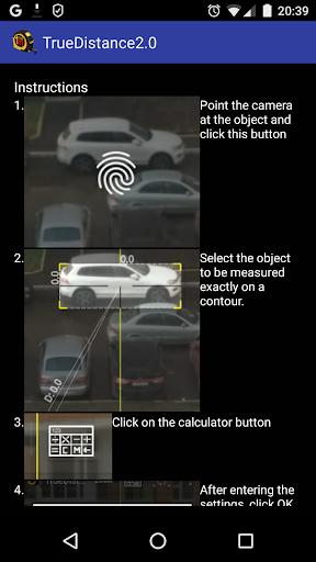 Distance Pro - screenshot