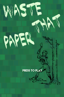 Waste That Paper! - screenshot