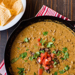 Queso Dip With Ground Beef Recipes