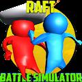 Raft Battle Simulator