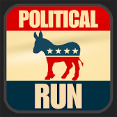 Political Run - Democrat APK Icon