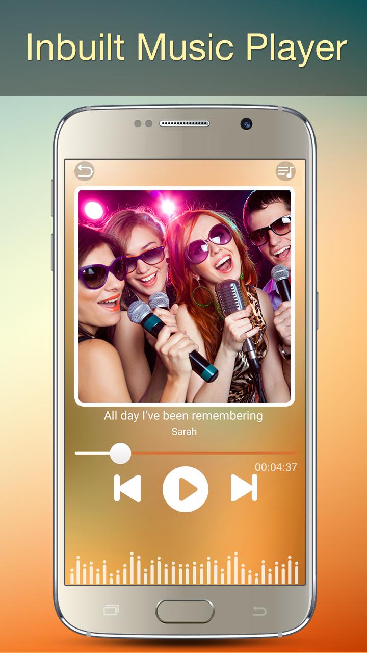 Audio MP3 Cutter Mix Converter and Ringtone Maker Screenshot 1
