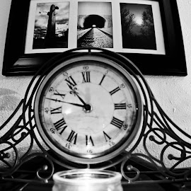 time stop by Christopher Head - Artistic Objects Other Objects