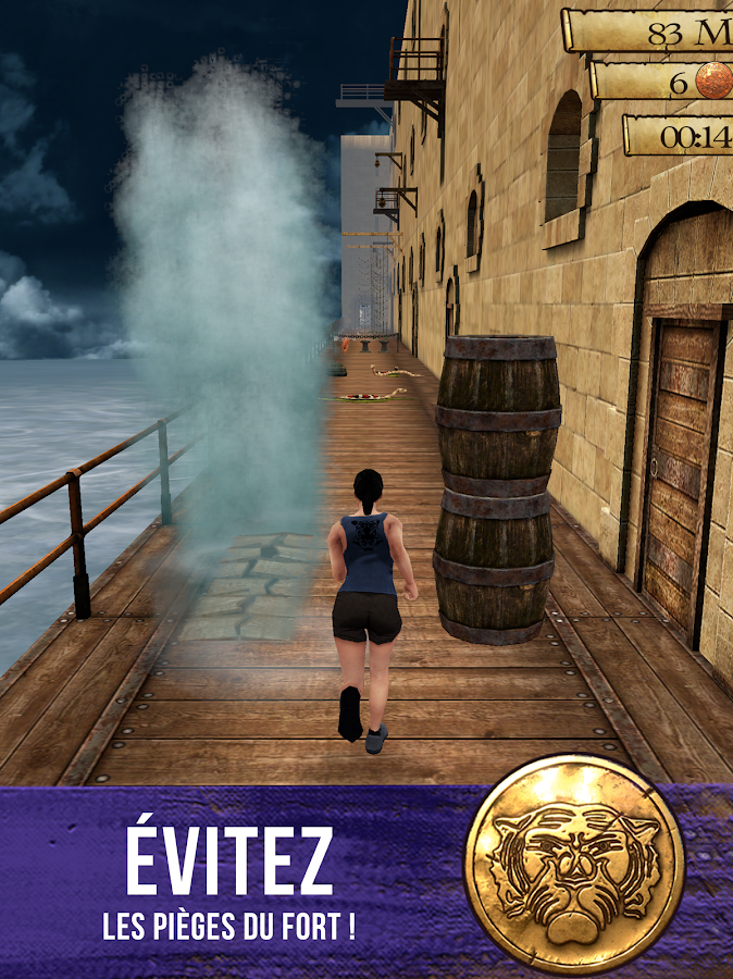 Fort Boyard Run Screenshot 9