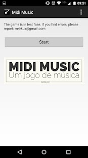 Midi Music - Music Game- screenshot thumbnail