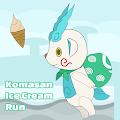 Free Download Komasan Ice Cream Run Yokai APK for Blackberry