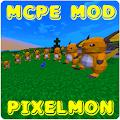 Free Pixelmon Mod For McPE APK for Windows 8