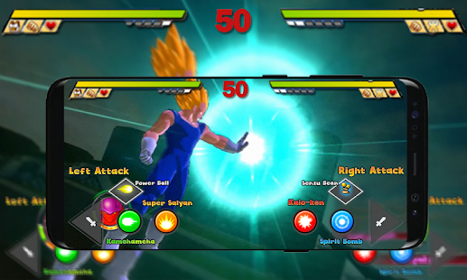 Game Super Goku, Saiyan Warrior APK for Windows Phone