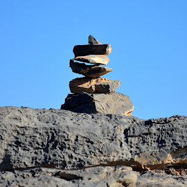 Top of Hill by Sanjeev Kumar - Artistic Objects Other Objects