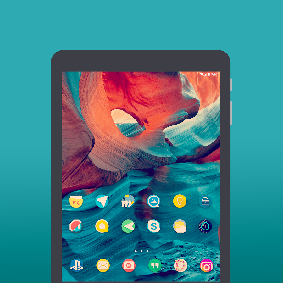 PIX IT VINTAGE - Icon Pack Screenshot 3