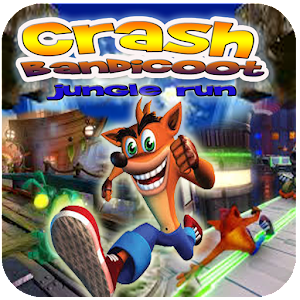 N'sane Crash Bandicoot Jungle run World