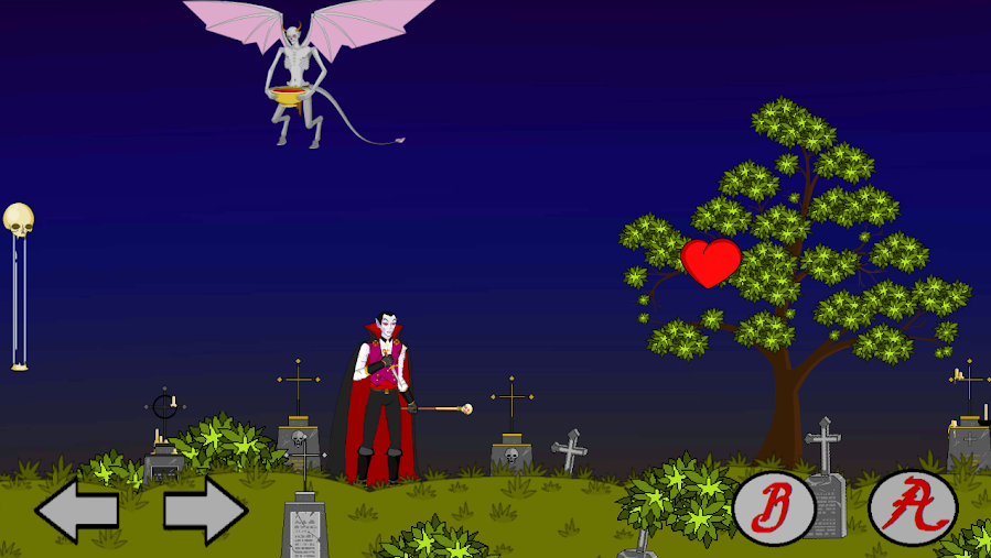 Vampire & his bride Clare APK