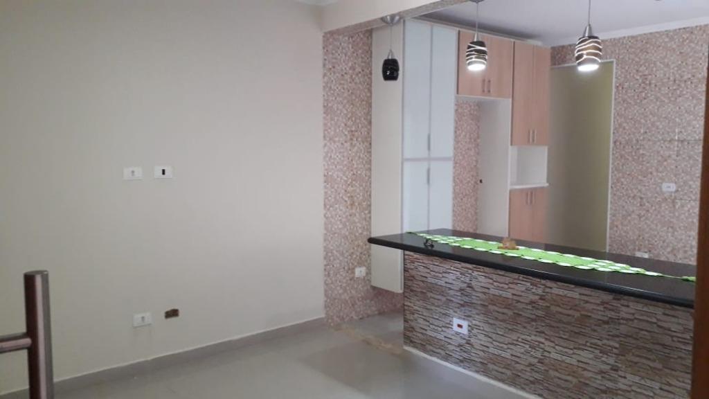 Casa 1 Terrea, 3 Dormitórios, Suite, 1 Vaga, Carapícuiba