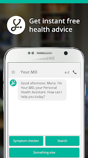 Free Your.MD, Free Symptom Checker APK for Windows 8