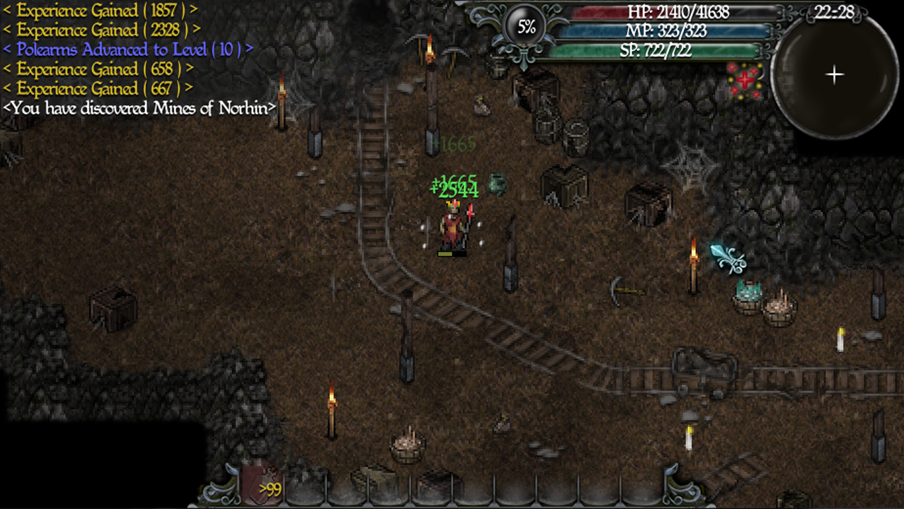 9th Dawn II 2 RPG Screenshot 5