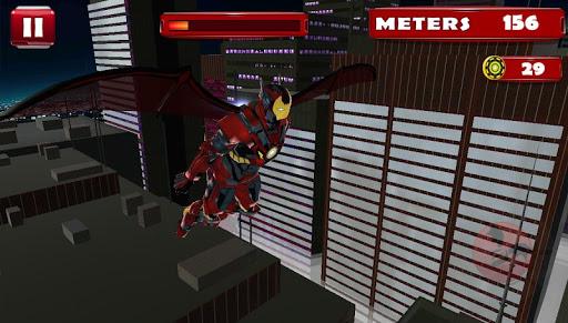 Rise of the Iron Bat screenshot 3