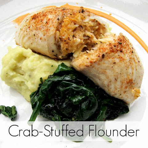 National Crab-Stuffed Flounder Day | Crab-Stuffed Flounder